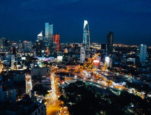 The View Skybar Rooftop Ho Chi Minh