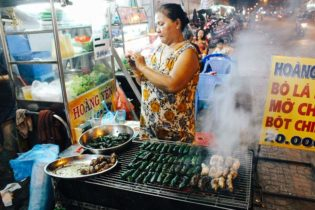 Rue Co Giang - Street Food Ho Chi Minh